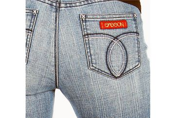 Fashion brands jeans